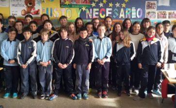 Alumnos de 6º de Primaria de La Salle Paterna aprenden a crear infografías