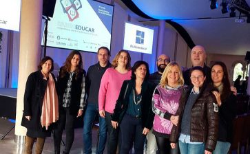Directivos de La Salle, en el III Congreso de Escuelas Católicas de Baleares