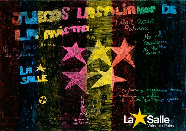 Elegido el cartel para los próximos Juegos Lasalianos de la Amistad