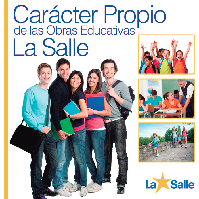 Carácter-Propio-de-las-Obras-Educativas-La-Salle