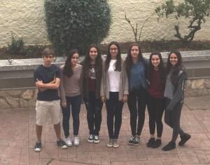 Alumnos de Bachillerato del colegio La Salle de Paterna, admitidos en Ciencia ARA