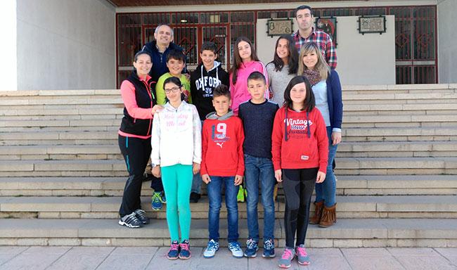 Ocho alumnos del colegio la salle de teruel ganadores de - Colegio aparejadores teruel ...