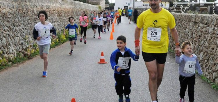 Fiesta del atletismo en Maó