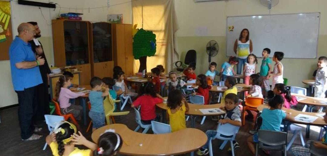 Líbano: hermanos con hermanos. Proyecto Fratelli en RTVE