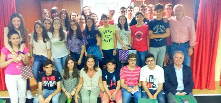 El Colegio La Salle y el CEEI Alcoy crean el premio Emprende+ La Salle