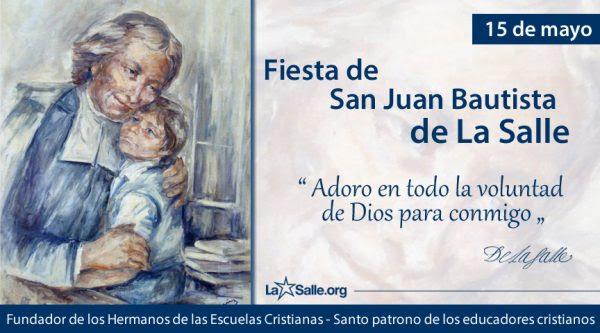 Los colegios La Salle del sector Valencia-Palma celebran el Día de San Juan Bautista de La Salle