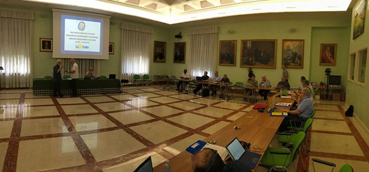 Encuentro de Hermanos Visitadores de La Salle en Roma