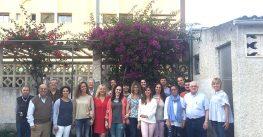 Acollida del professorat i nou equip directiu a la Comunitat de Germans de Manacor
