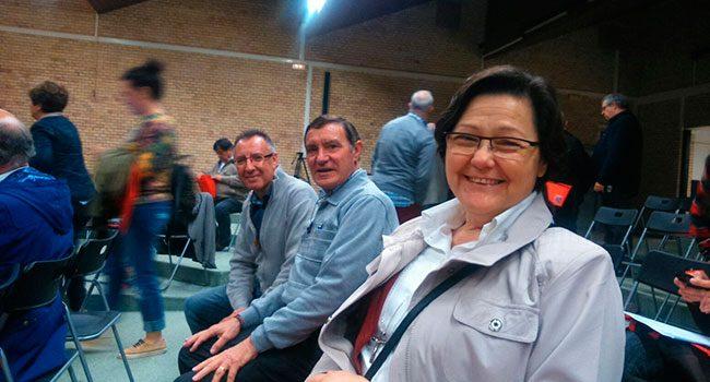 Voluntarios de La Salle en la Pastoral Penitenciaria de Benicarló