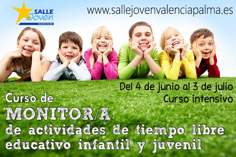 Salle Joven oferta el nuevo curso de Monitor de actividades de tiempo libre (MAT)