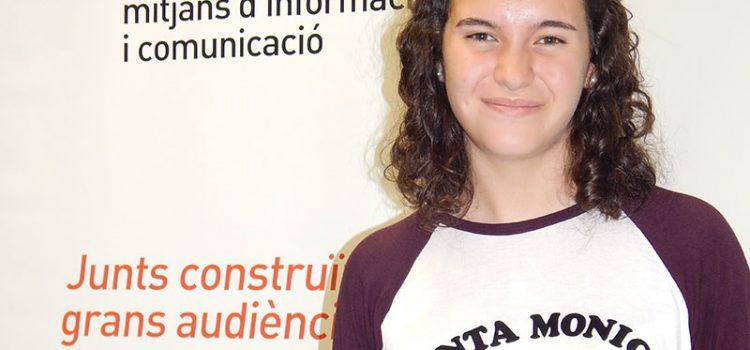 Mónica Pitarch, alumna de La Salle Benicarló, finalista en un concurs de relats breus