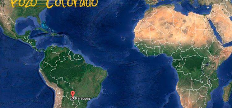 Proyecto Pozo Colorado, més de 9.000 km de solidaritat
