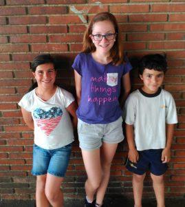 Tres alumnos de La Salle Paterna participarán en el campeonato de España de patinaje