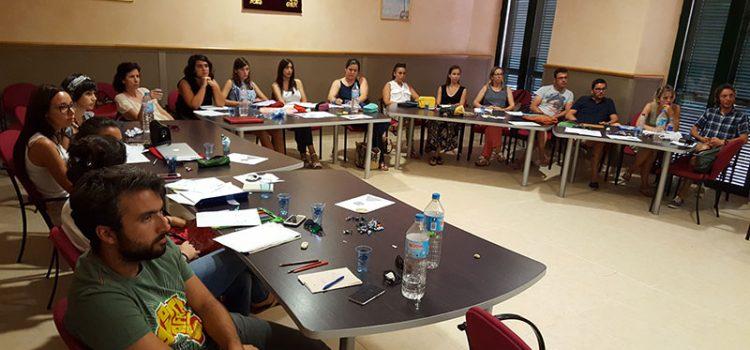 Formación de profesores nuevos en La Salle Valencia-Palma