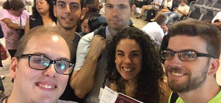Crónicas abanquinas 1: el viaje (relatos de los voluntarios de Proyde Levanteruel)