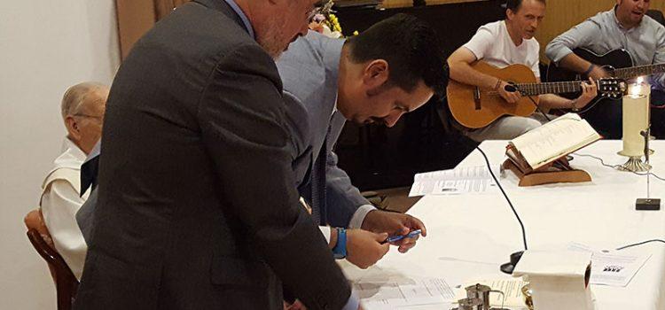 El Hno. Javier López Guerra realiza la profesión perpetua en Llíria