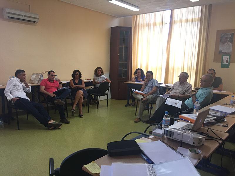 Los equipos de Animación y Recursos del sector Valencia-Palma realizan un curso de Coaching de Equipos