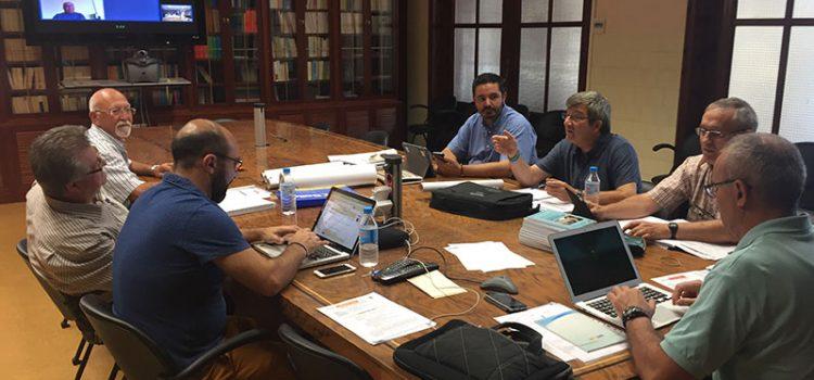 Reunión conjunta del GACH y los directores de Comunidad en Paterna