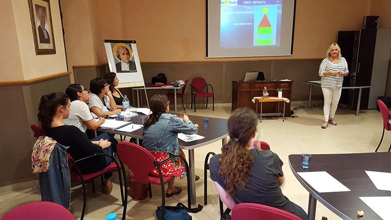 Comienza el Itinerario de Formación Inicial para educadores de primer año en La Salle Valencia-Palma