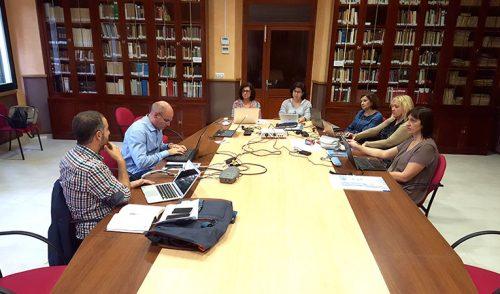 Los directores generales de las obras de La Salle del sector Valencia-Palma se reúnen en Pont d'Inca y Paterna