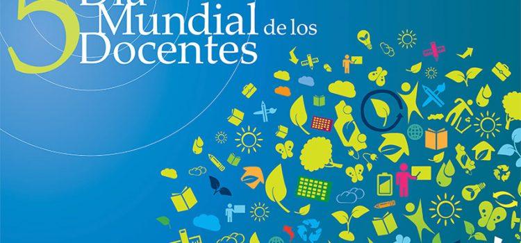 Hoy se celebra el Día Mundial de los Docentes