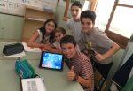 Los alumnos de La Salle Pont d'Inca ya tienen sus iPads en el aula