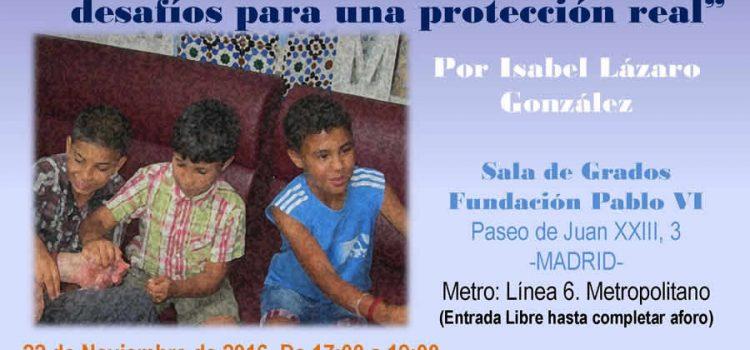 La Coordinadora de Obras Socioeducativas La Salle se une al grupo Intereclesial de Infancia y Adolescencia en Riesgo