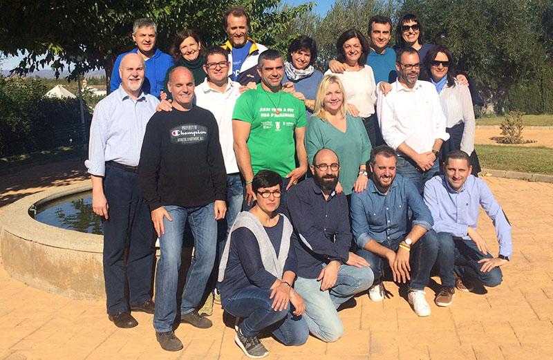 Jornada de formación y coaching para directores generales y Equipo de Animación de La Salle Valencia-Palma
