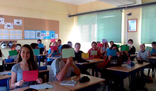 Els alumnes de 4t d'ESO del col·legi La Salle Maó fan una investigació sobre els seus avantpassats