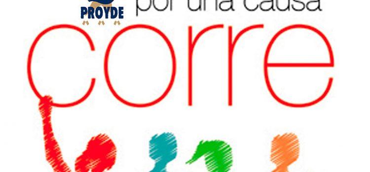 Carrera solidaria a favor de Gente Pequeña de Proyde el próximo 13 de noviembre en el colegio La Salle de Paterna