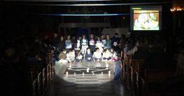 Vigilia de la Inmaculada en el colegio La Salle de Paterna