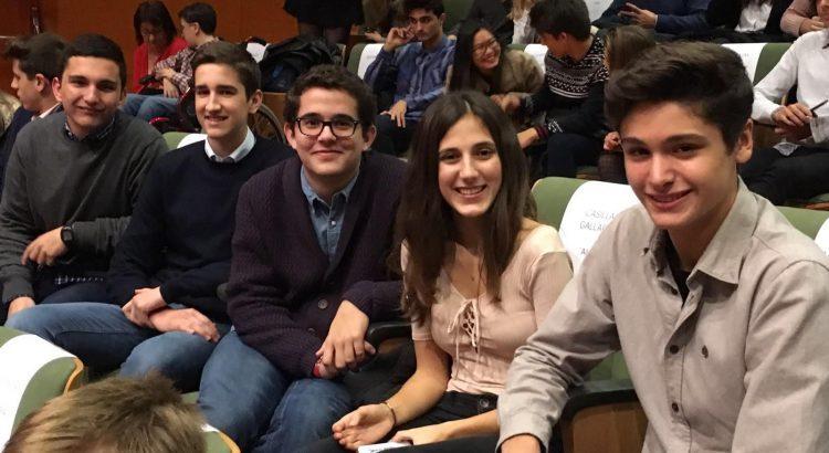 Premis al Rendiment Acadèmic Excel·lent del curs 2015-2016 en La Salle Palma