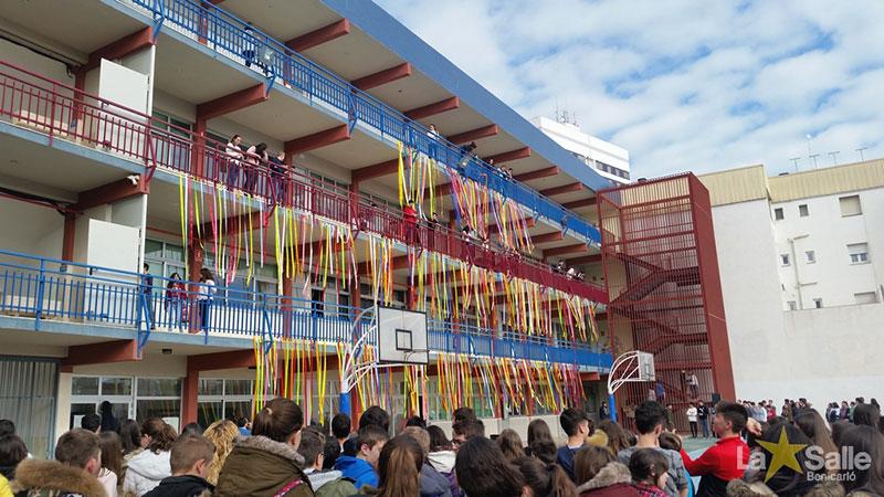 Los colegios de La Salle Valencia-Palma se unen a las celebraciones por el Día de la Paz