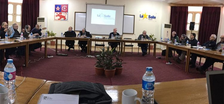 Alejandría acoge la Conferencia de Hermanos Visitadores de la RELEM de 2017