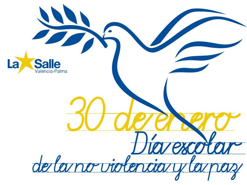 La Salle se une a las celebraciones del Día escolar de la no violencia y la Paz