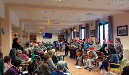 Fomentando unas navidades solidarias desde el colegio La Salle Teruel