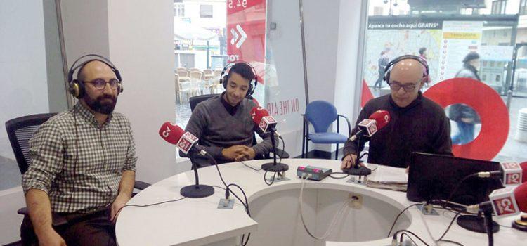 La historia Fayçal Lorkisti y la labor de La Salle Acoge, en CVRadio Valencia