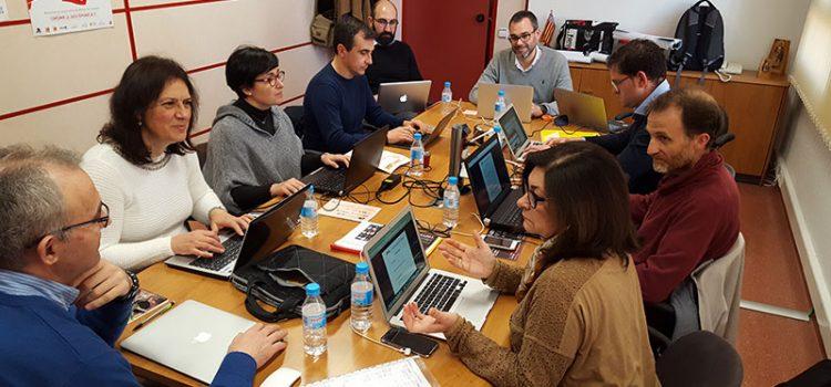 Paterna acoge la reunión de directores generales de las obras La Salle de la zona peninsular del sector Valencia-Palma
