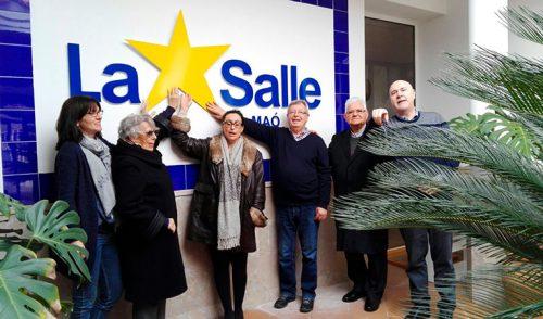 Reunión de asociados de la zona insular de La Salle Valencia-Palma en Menorca