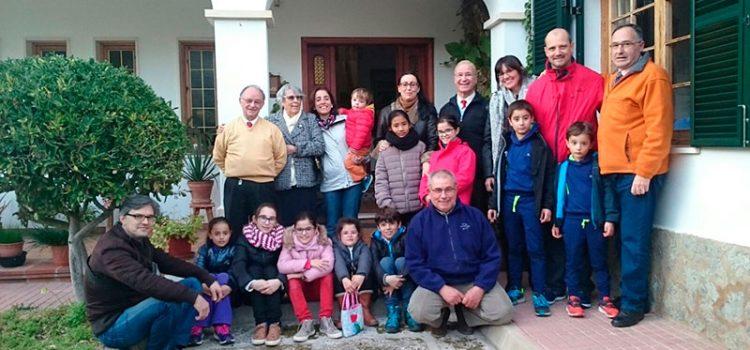 La Comunidad Lasaliana de Menorca se reúne en Alaior