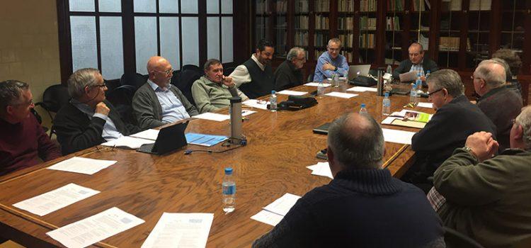 Reunión del GACH y los directores de Comunidad de La Salle Valencia-Palma en Paterna