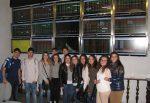 Alumnes de La Salle Benicarló visiten la Borsa de Valors de València