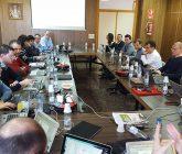 Reunión del Consejo MEL del sector Valencia-Palma en Llíria