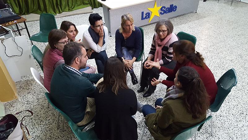 Encuentro en Menorca recordando CEL, CELAS... La Salle