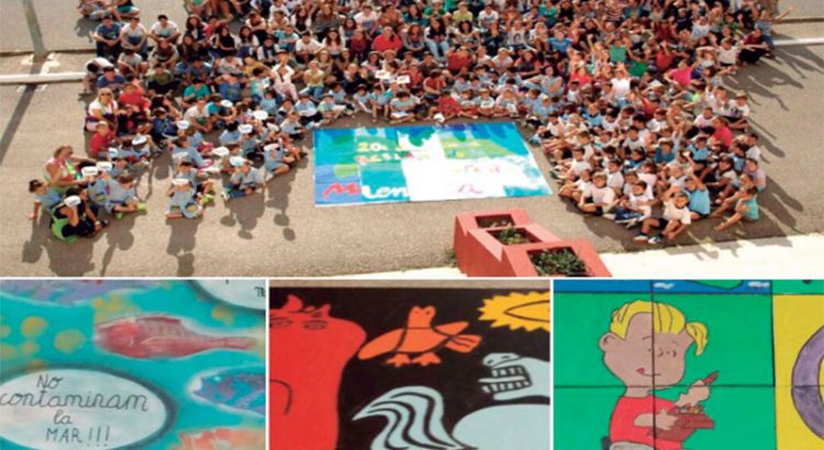 La Salle Alaior y La Salle Inca, protagonistas destacados en el nº 150 de la revista educativa 'Pissarra'