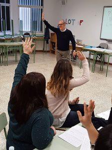 Formación presencial ECA (Estructura Cooperativa del Aprendizaje) de La Salle en Mallorca