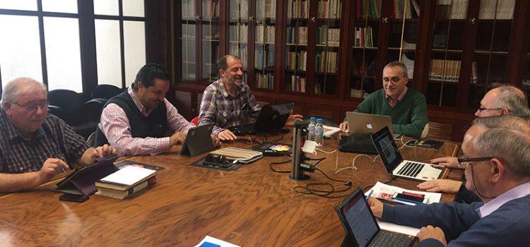 Reunión del GACH del sector Valencia-Palma de La Salle en Paterna