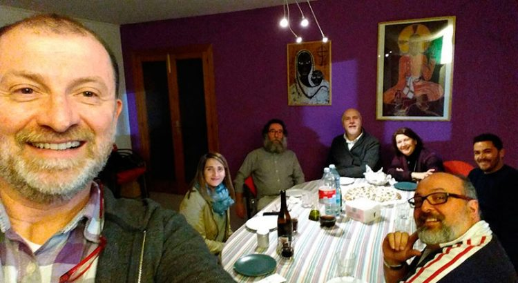 La Salle Inca visita Montserrat