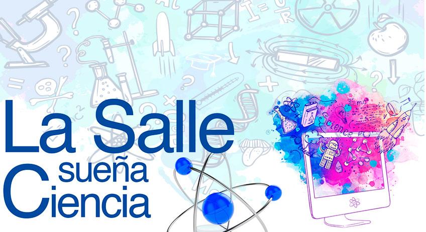10.000 alumnos participan en la jornada 'La Salle sueña Ciencia' con experimentos en directo y demostraciones científicas