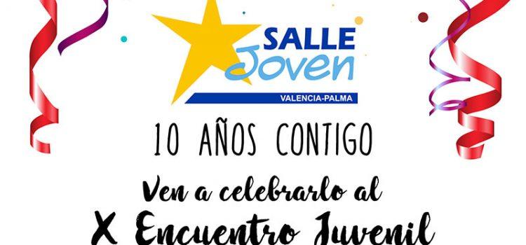 Salle Joven Valencia-Palma prepara la celebración de su X Encuentro Juvenil
